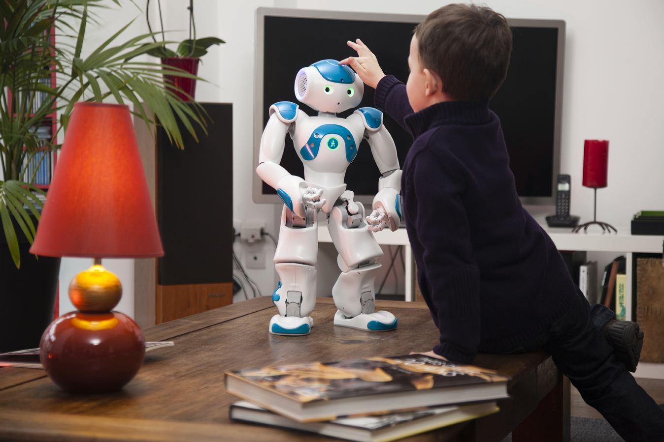 服务机器人连接智能家居方案